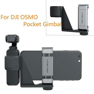 PGY OSMO Accessories Smartphone Holder Mount Bracket For DJI OSMO Pocket Gimbal