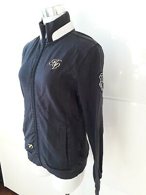 HV POLO Sweatjacke Ladies Polo Team schwarz L
