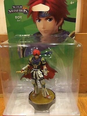 Amiibo  ROY  Super Smash Bros. for Nintendo switch from Japan
