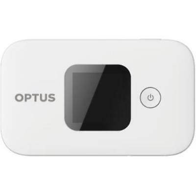 Optus 4G Plus Huawei E5577 Portable Pocket WiFi Modem with 10GB of included Data