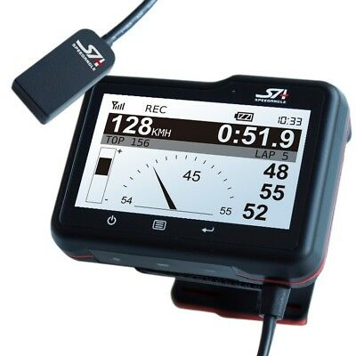 Speedangle 2 Apex Motorcycle Laptimer  Logger GPS easy mounting Trackday/ Racing