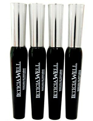 Mascara volume NOIR Leticia well  extra volume maquillage yeux