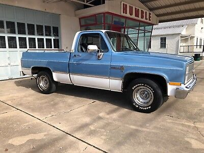 1982 Chevrolet C-10  FRAME OFF RESTORATION 64,000 ORIGINIAL MILES ALABAMA TRUCK! MUST SEE IN PERSON!!