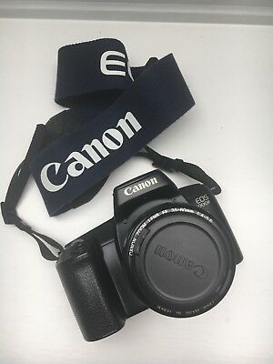 Canon EOS 1000F 35mm SLR Film Camera with 35-80mm lens Kit