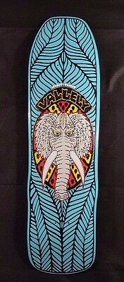Street Plant Mike Vallely Tusker Collector's Skateboard Deck - Sold Out NOS Rare