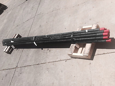 Brand New Original Hunting 10x15 10FT FSI Drill Pipes (Bundle of 11)