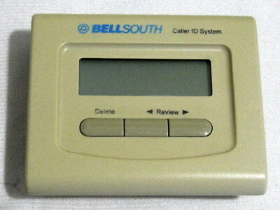 Genuine Bellsouth CI-61 Name & Phone Number Caller ID Device  GOOD - TESTED