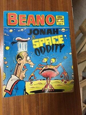Beano Comic Library - Issue 116
