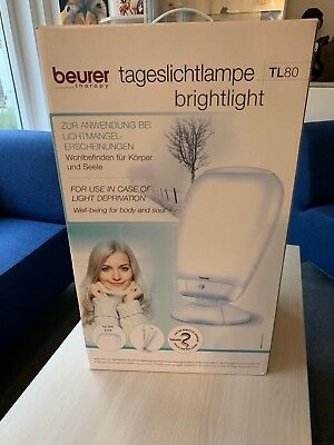 Beurer Therapy TL 80 Tageslichtlampe 10.000 LUX