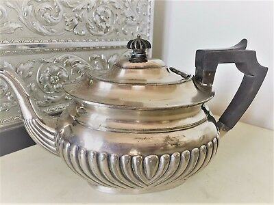 Tea pot, Vintage,Antique,Silver Plated EPNS Tea Pot, Art Deco c.1940s