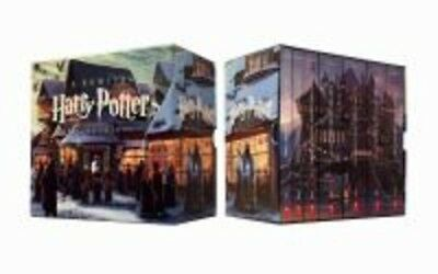 Special Edition Harry Potter Paperback Box Set Books 1-7 J K Rowling Series NEW
