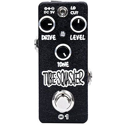 Overdrive Guitar Effects Pedal, Sound (Squasher O1)