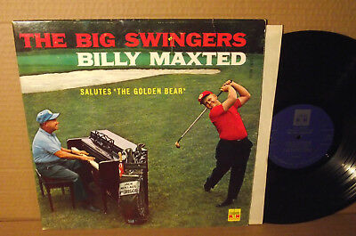 Billy maxted the big swingers