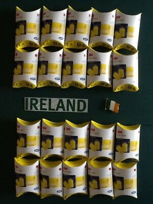 20 x PAIRS 3M EARPLUGS FOAM EAR PLUGS - FREE POSTAGE IN IRELAND -BEST QUALITY