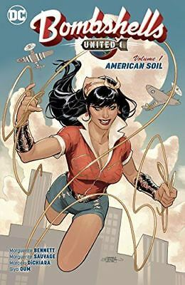 Bombshells: United (2017-) Vol. 1: American Soil