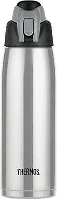 Thermos Vacuum Insulated 24 Ounce Stainless Steel Hydration Bottle,