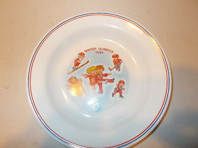 Cambell's 1984 Winter Olympics Bowl