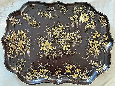 Exquisite Henry Clay Chinoiserie Tray