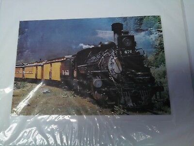 Vintage Railroad Prints