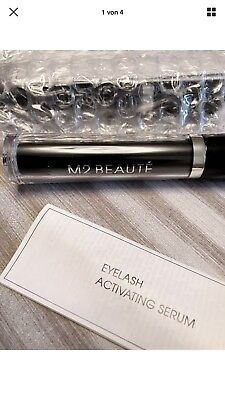 M2 BEAUTÉ M2 LASHES EYELASH ACTIVATING SERUM *NEU&UNBENUTZT*(in Folie)