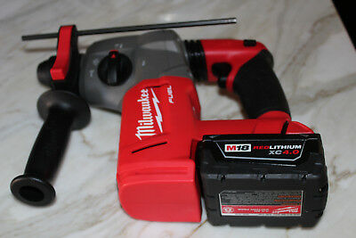 "Milwaukee M18 Fuel 18 Volt 1"" SDS Plus Rotary Hammer 2712-20 (never used no box)"