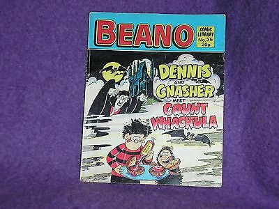beano comic book no 35