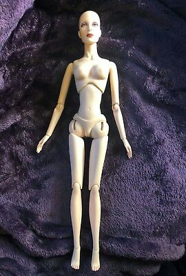 Sybarite Superdoll Ivory Nude Doll Resin