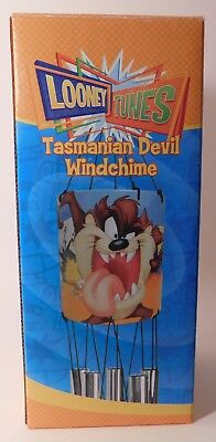1 New Old Stock WINDCHIME the Looney Tunes TASMANIAN DEVIL Character