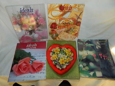 Ideals Valentine periodical Books magazines 1961 1989 1990 1993 1964 Woodland