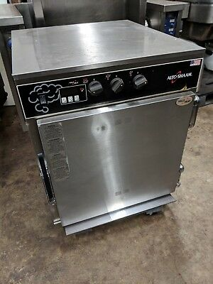 2014 Alto Shaam Smoker Model 767SK 120 Volts Half size Must SEE!