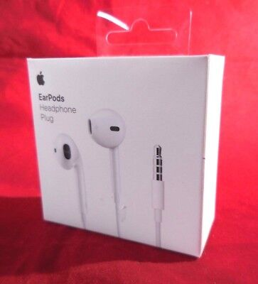 Genuine Apple Wired Headset for devices with a 3.5mm Headphone MNHF2AM/A