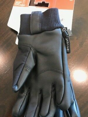 The North Face Youth Work Etip Gloves TNF Black NWT Size Small MSRP $50.00