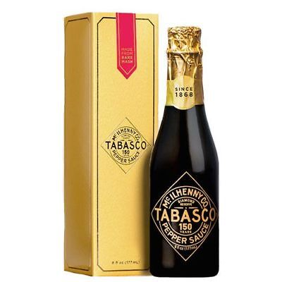 TABASCO Diamond Reserve hot sauce - RARE & LIMITED EDITION, NEW & FACTORY SEALED