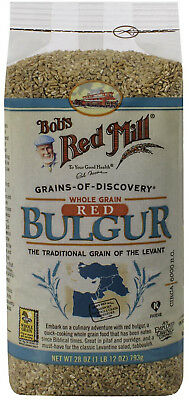 Bob's Red Mill, Whole Grain Red Bulgur, 28 Oz (793 G)