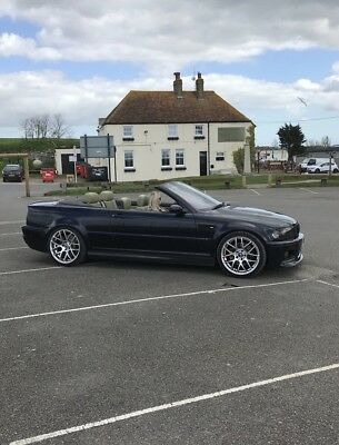 Bmw m3 e46 convertible manual 6 speed HPI CLEAR PRICED VERY FAIRLY