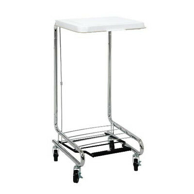 Medical Hamper Stand 18 Inch  Mds80529 With 2 Extra Cotton Bags Included