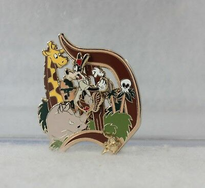 Disney DLR Classic D LE 1000 Pin Jungle Cruise Goofy