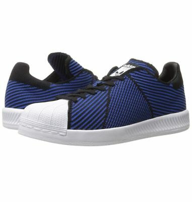 Adidas Original Superstar Bounce Pk Ortholite Men Shoes Blue S82242 Sz 11.5 New
