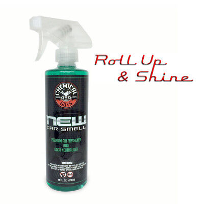 Chemical Guys New Car Scent Enzyme Air Freshener 16oz 500ml Car Wash Detailling