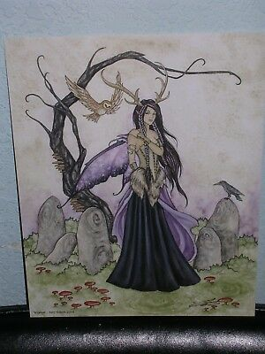 Amy Brown - Wisdom - SIGNED