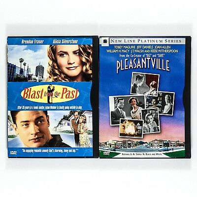 Blast from the Past & Pleasantville DVDs