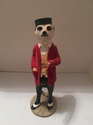 Country Artists Magnificent Meerkats Alexei Figurine