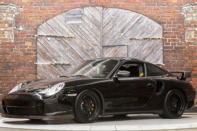 2003 Porsche 911 GT2 03 Fully Built Twin Turbo 3.6L by Evolution Motorsports in Phoenix Roll Cage