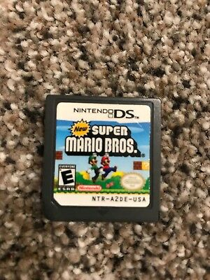 Super Mario Bros Game For Nintendo 3DS DSI DS XL Lite Christmas Gift LOW BID!!!