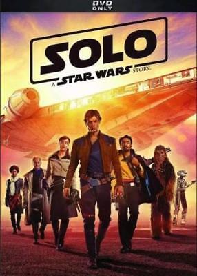 Solo: A Star Wars Story (DVD 2018)