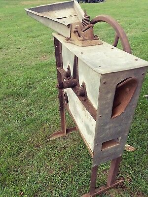 Vintage JOHN DEERE manual Corn  Sheller