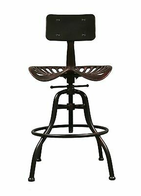 Phenomenal Ergonomic Tractor Seat Stool Lift Accordation Pneumatic Gas Dailytribune Chair Design For Home Dailytribuneorg