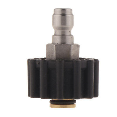 High Pressure Washer Spray Nozzle Tips Multiple Degrees 14 Rod