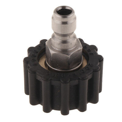 High Pressure Washer Spray Nozzle Tips Multiple Degrees, 1/4 INCH