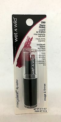Wet N Wild Mega Last Lip Color 965 Cherry Picking